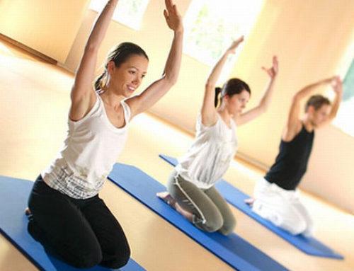 Pilates in Diretta