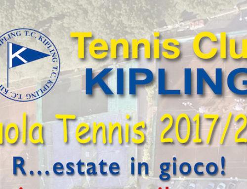Scuola Tennis 2017-2018