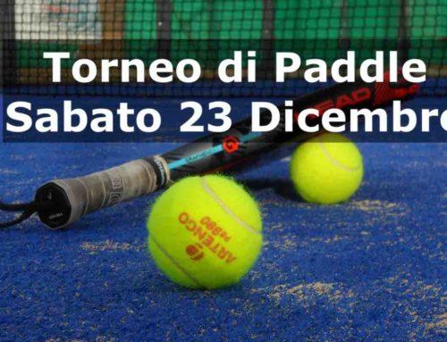 Torneo di Natale 23 Dicembre