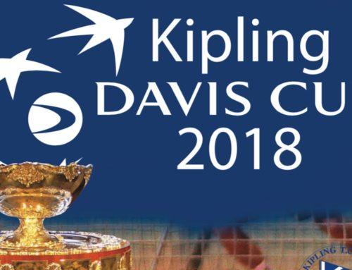 Classifica Davis Cup 2018 al 4 Aprile