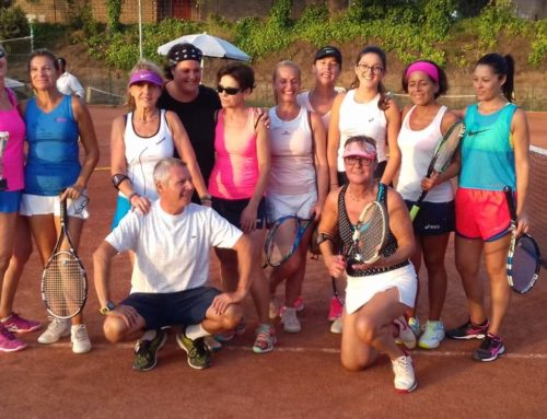 Primo Sabato dedicato al torneo femminile di doppio