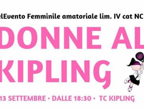 Donne al Kipling