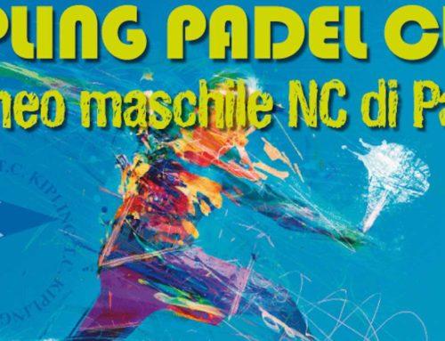Torneo maschile NC di Padel