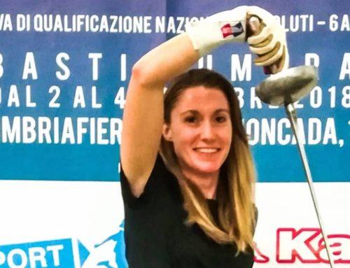 Margherita Sabatini a Bastia Umbra