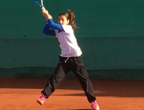 Under 11 femminile vince la Marino