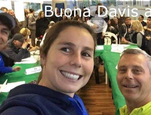 Inizia la Kipling Davis Cup 2019