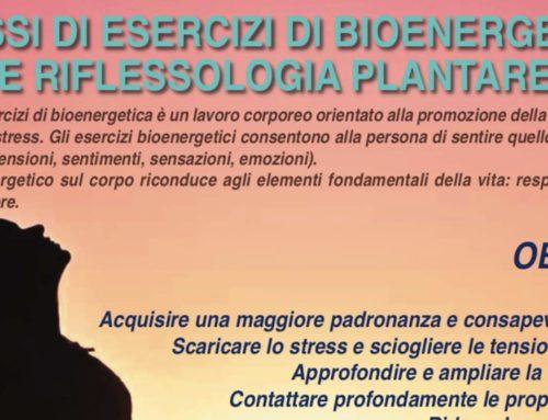 Bioenergetica e Riflessologia Plantare