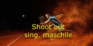 Shoot out - singolare maschile @ tennis club kipling