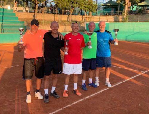 Tornei sociali 2019 – singolare maschile